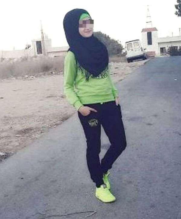 Naissa, 19 ans (Lens)